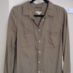 Women's Long Sleeve Button-Down Shirt - Universal